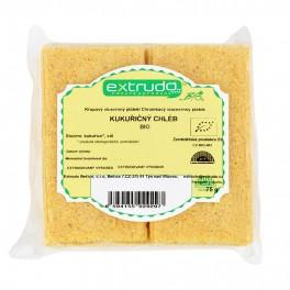 Chlebíček kukuřičný křupavý bezlepkový bio